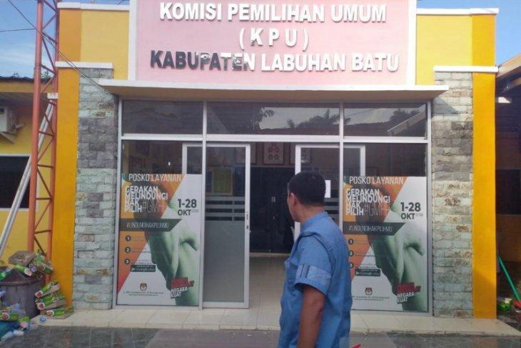 Andi Suhaimi gugat hasil Pilkada, KPU Labuhanbatu 'keukeuh' penetapan