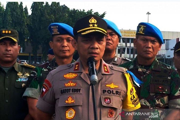 Puluhan ribu pelanggar terjaring dalam Operasi Keselamatan Jaya di Jakarta