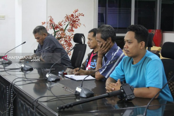 Staf Humas DPRD Paser Ikuti Bimtek Jurnalistik