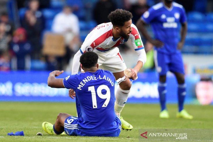 Crystal Palace menang 3-2 untuk pastikan Cardiff terdegradasi