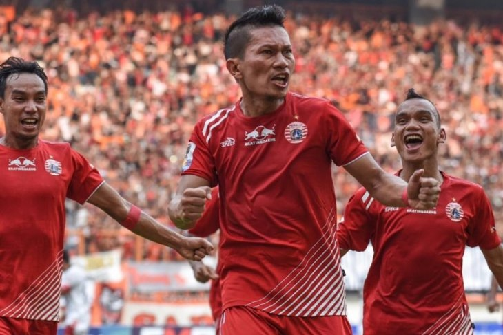 Persija menuju semifinal Piala Indonesia