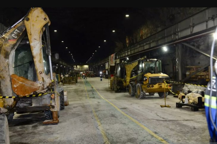 Freeport seeking loan for construction of smelter in Gresik