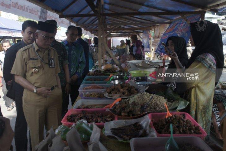 Bupati HST : Tahun ini Pasar Ramadhan ditiadakan