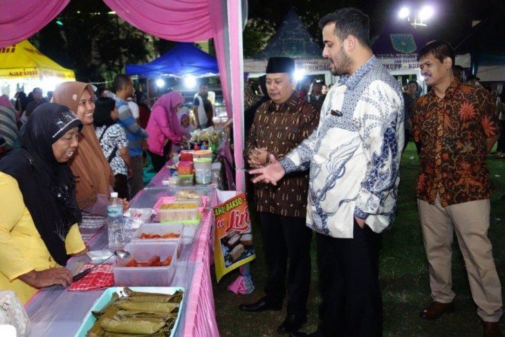 Kampung Ramadhan,  upaya menggeliatkan UMKM  di Kota Probolinggo