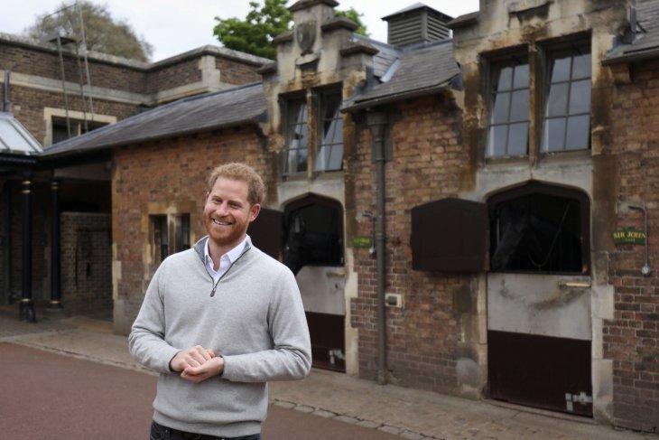Pangeran Harry-Meghan kini punya anak lelaki