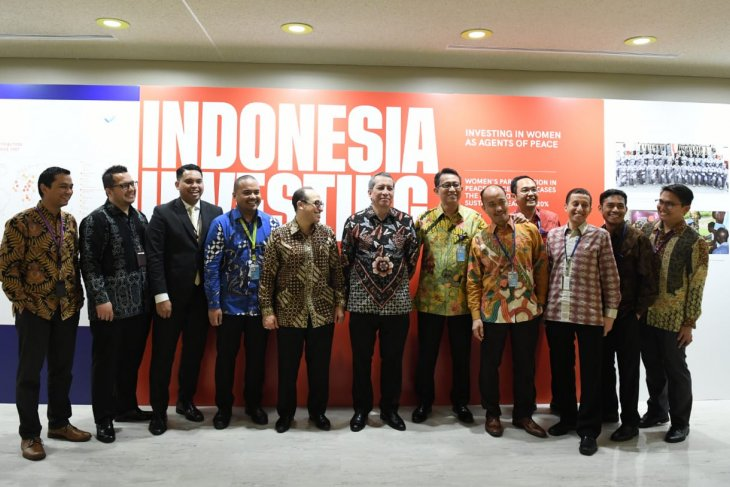 Peace must be built, cultivated and nurtured: Indonesian FM