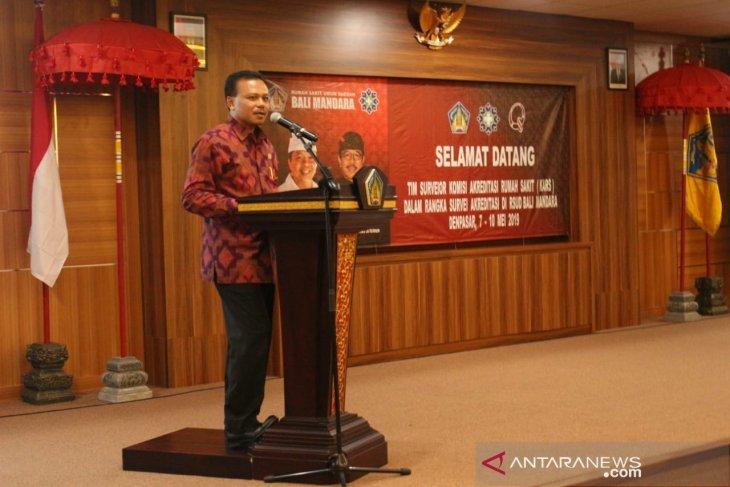 Pemprov Bali inginkan RSUD capai akreditasi tingkat paripurna