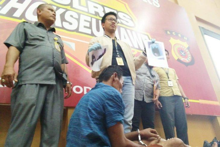 Polisi Lhokseumawe dalami motif pelaku pembunuhan sadis di Aceh Utara
