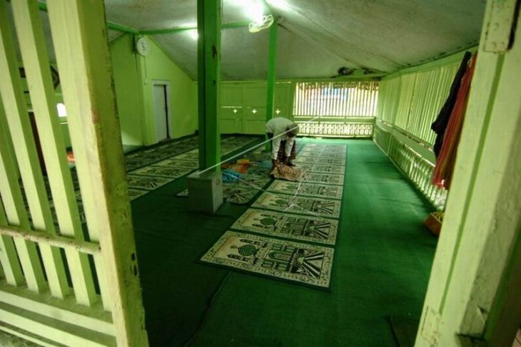 Masjid tertua di Kota Tegal