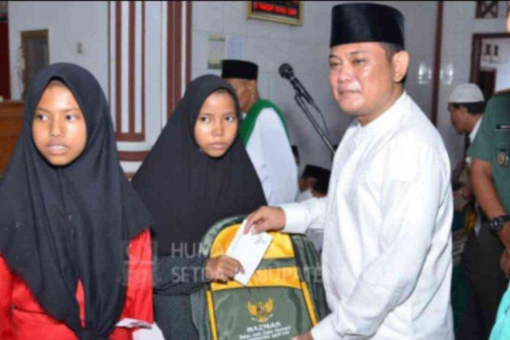 Pemkab Bekasi gelar Safari Ramadhan ke Cabangbungin