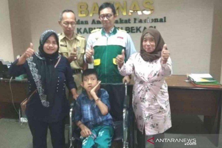 Baznas Bekasi tetapkan nilai zakat fitrah sebesar Rp40.000