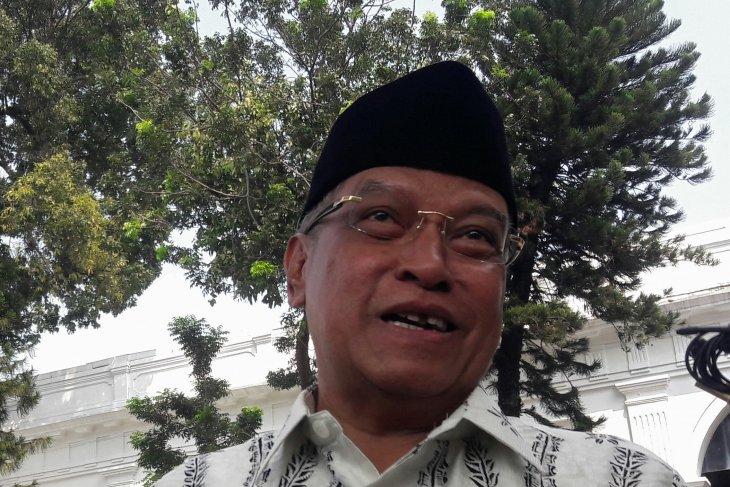 Said Aqil Siradj: agama jangan dijadikan tunggangan politik
