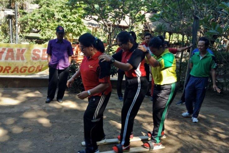 Formi Denpasar Adakan Lokakarya Permainan Tradisional Antara News Bali