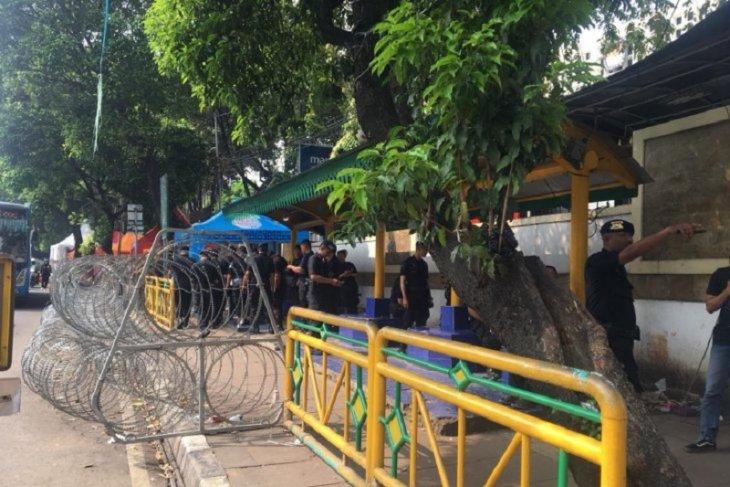 KPU tegaskan tidak akan terima wakil pengunjuk rasa karena sibuk rekapitulasi