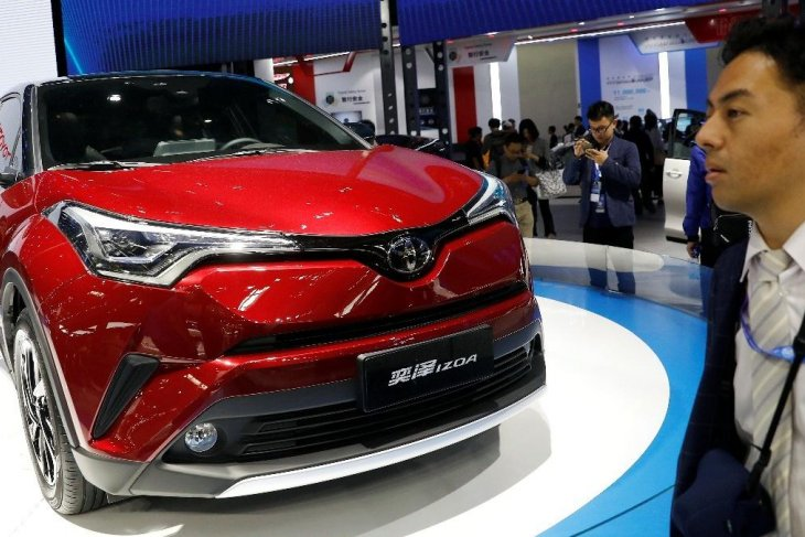 Toyota bakal buat pabriknya netral karbon pada 2035