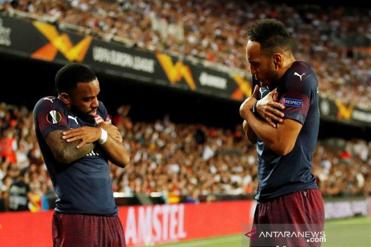 Arsenal ke final Liga Eropa