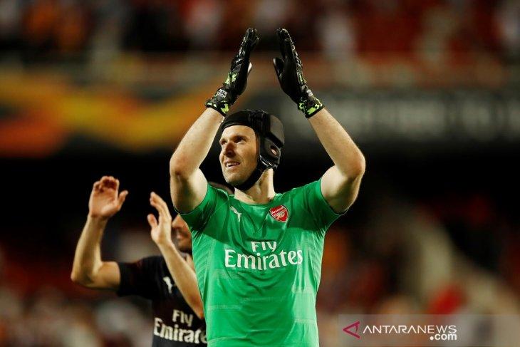 Mimpi Cech tampil di final akhirnya terwujud