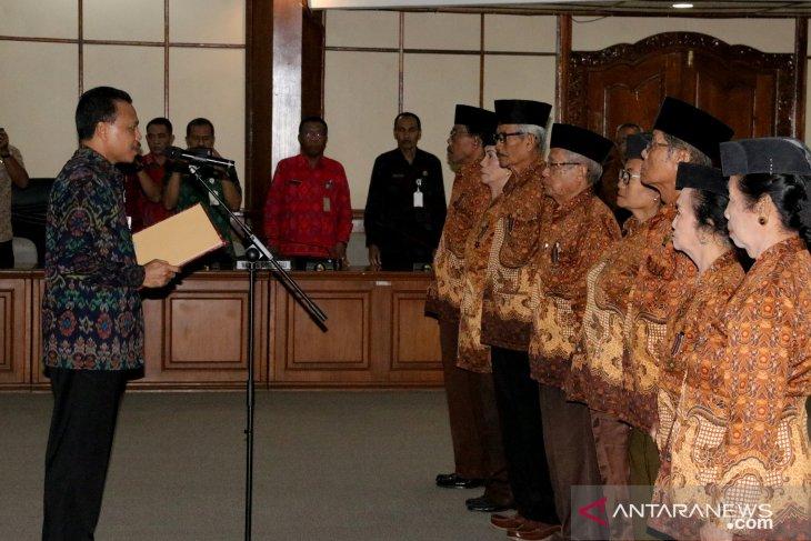 Sekda Bali: pensiunan PNS tetap bisa mengabdi untuk masyarakat