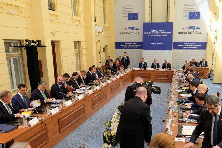 EU sends congratulatory cable to Jokowi on re-election