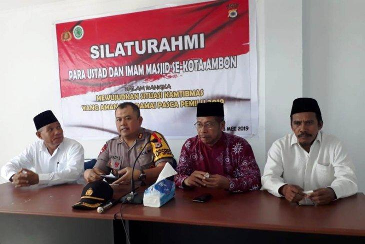 MUI Maluku serukan masyarakat tingkatkan kewaspadaan