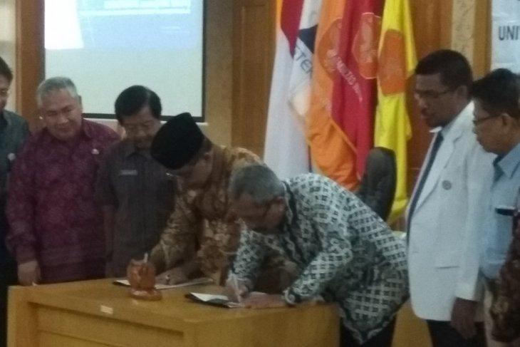 Unja bantu pembentukan prodi kedokteran Universitas Bangka Belitung