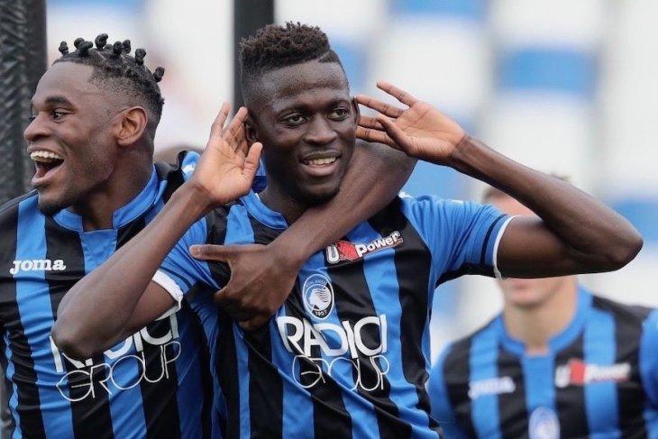 Tundukkan Genoa 2-1, Atalanta menyodok ke posisi tiga klasemen