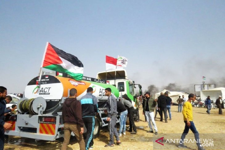 ACT gencar galang bantuan untuk Palestina