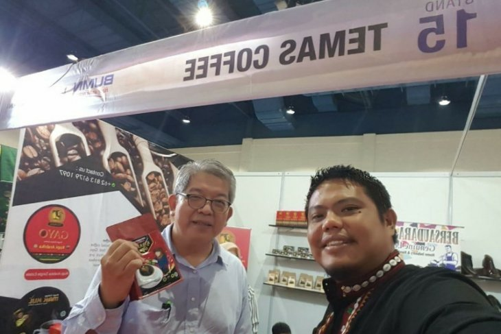 Pertamina MOR I-aided SMEs commence coffee exports