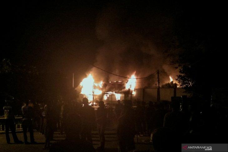 Kapolda sebut tidak ada korban jiwa saat kerusuhan di Rutan Siak