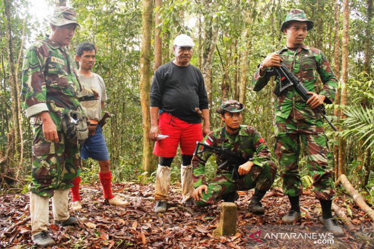 Ulu district government conducts check of Indonesia-Malaysia border
