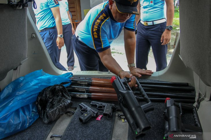Polisi periksa delapan tahanan diduga pemicu kerusuhan Rutan Siak