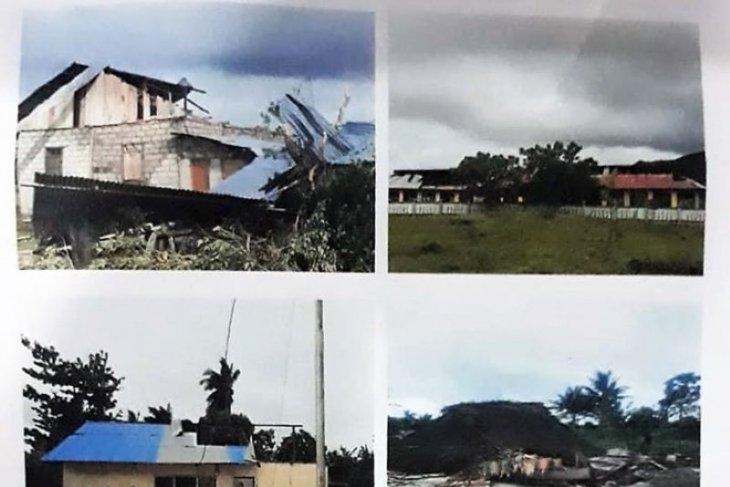 BNPB kirim tim kaji dampak siklon tropis di MBD