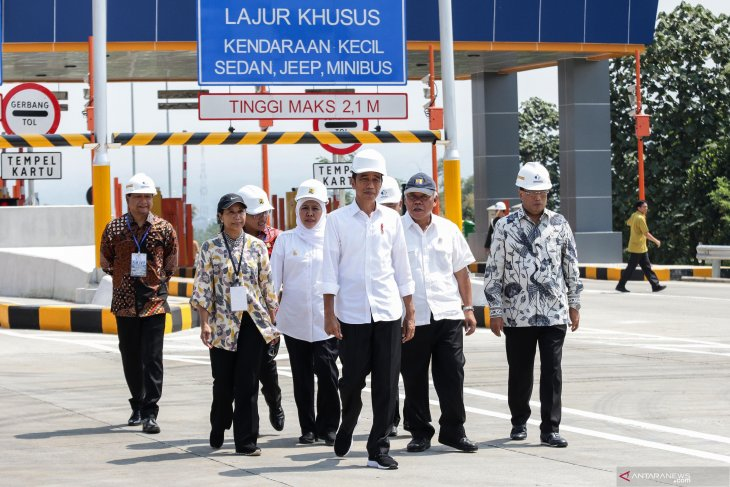 Completion of Pandaan-Malang toll road to be accelerated: ministry