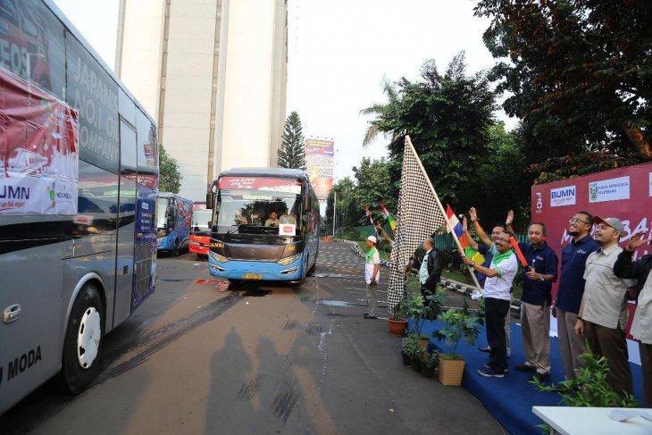 Pupuk Indonesia sediakan 5.500 tiket gratis bagi masyarakat  pada Mudik Bareng BUMN
