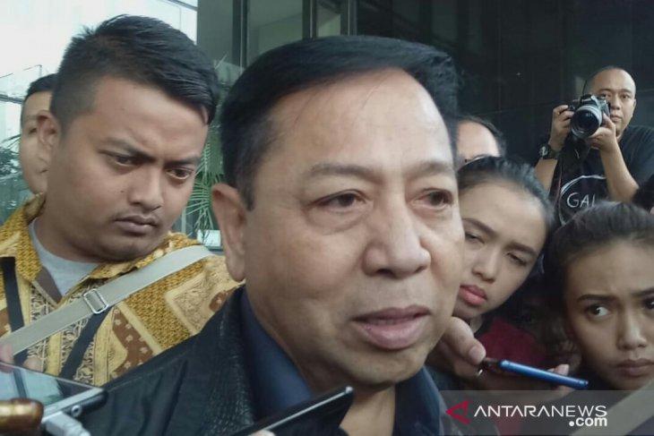 Setya Novanto mengaku tidak pernah bahas PLTU Riau-1