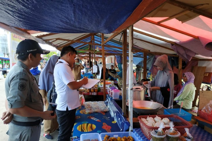 BPOM sidak pasar juadah di Putussibau