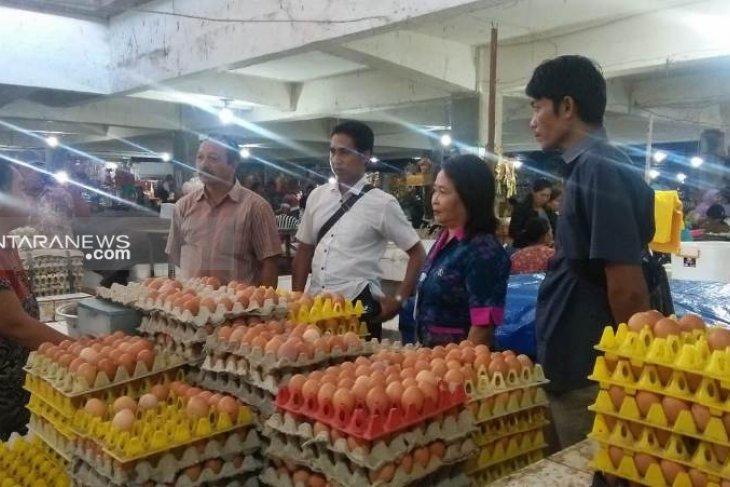 Satgas pangan Bangli pantau harga sembako jelang Idul Fitri
