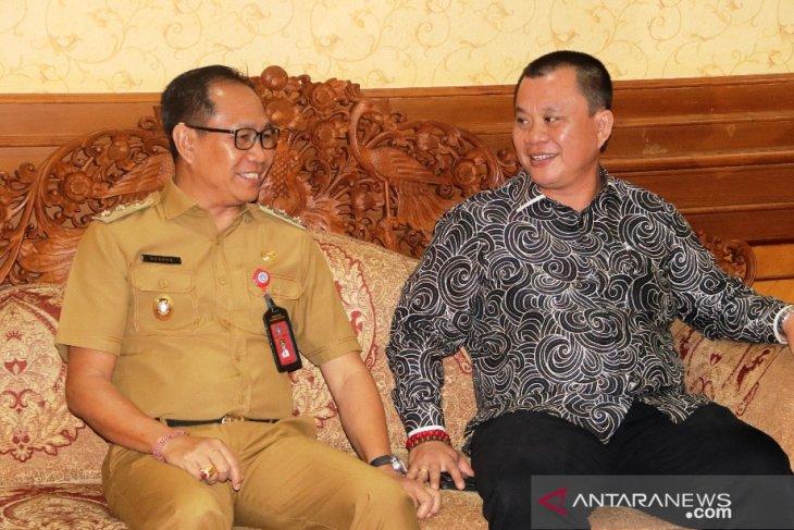 Pemkot Gunungsitoli pelajari pelayanan publik di Badung