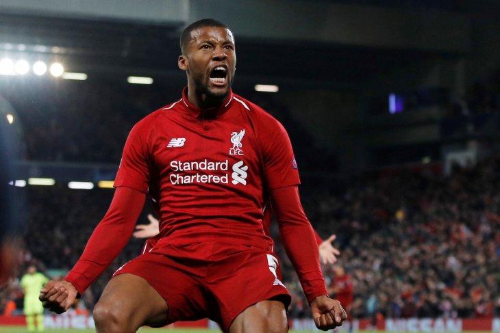 Wijnaldum: Liverpool layak dapat trofi