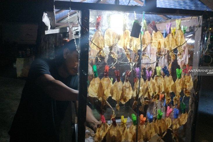Enaknya Sotong pangkong kuliner khas Ramadhan di Pontianak