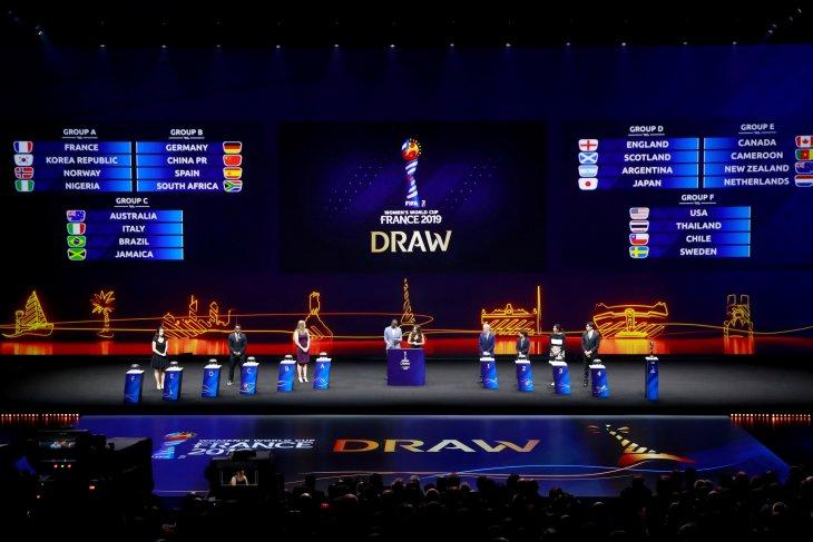 FIFA harapkan semiliar penonton Piala Dunia Putri