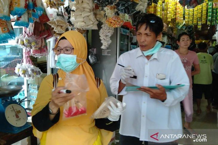 Satgas Pangan Polres Singkawang uji sampel makanan