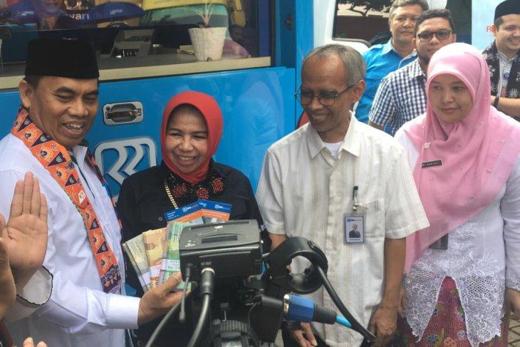 BI catat penarikan uang tunai capai Rp37 triliun hingga hari ke-12 Ramadhan
