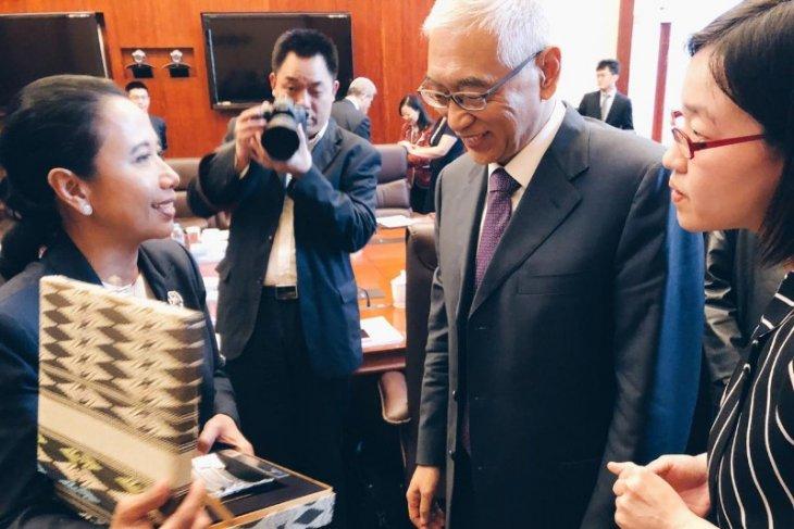 Inalum jajaki peluang kerja sama dengan industri China