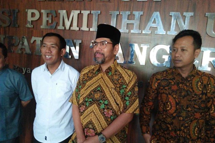 Komnas HAM temui keluarga KPPS Tangerang yang meninggal