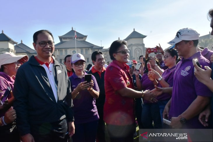 Badung jadikan Hari Buruh sebagai momentum tingkatkan kesejahteraan pekerja
