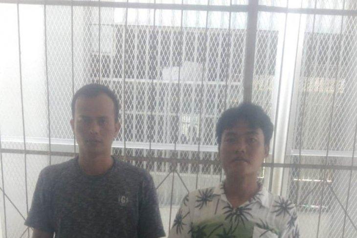 Tiga napi pelarian dari Lapas Narkotika Langkat diserahkan warga