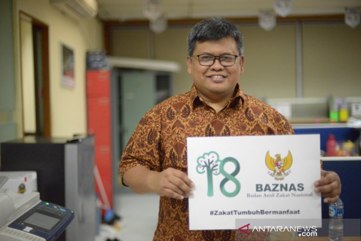 Baznas projects zakat collections to reach Rp3.5 trillion in Ramadhan