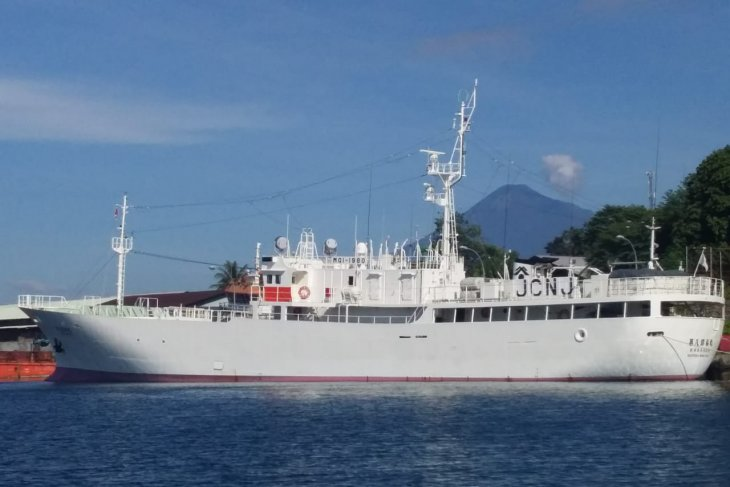 KKP periksa kapal ikan Jepang di Laut Sulawesi