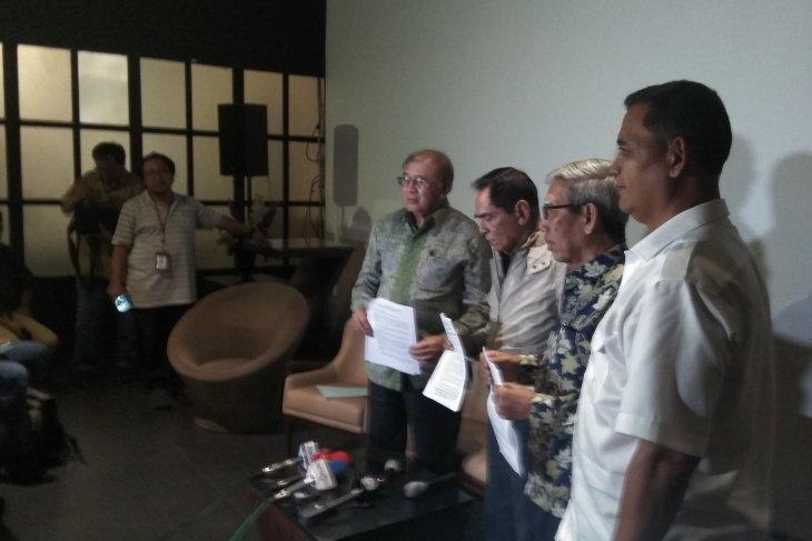 Mantan Kasad Jenderal TNI (Purn) Wismoyo Arismunandar meninggal dunia